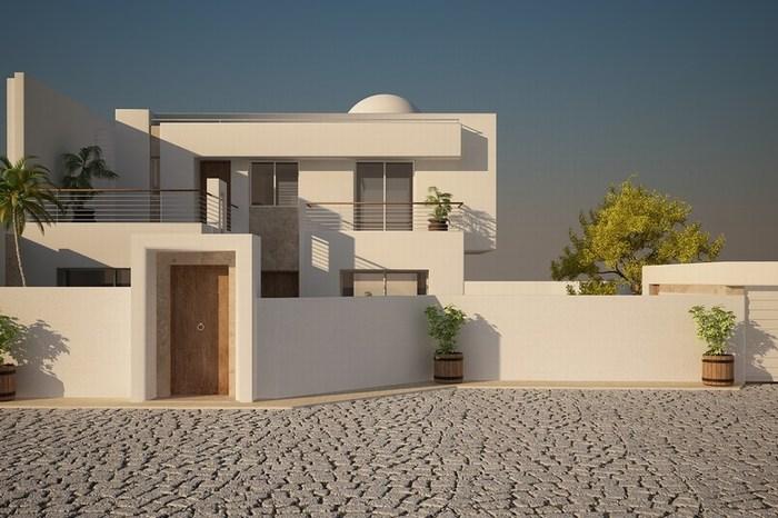 Maison villa vendre djerba vue mer - Priere pour vendre une maison ...